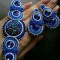 Bracelet for woman. - Soutache - making