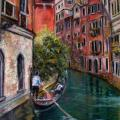 """ 3 & quot Venice; - Pictures - drawing"