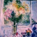 """ M. Chagall grounds "" - Pictures - drawing"