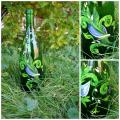 Incantations works ... - Decorated bottles - making